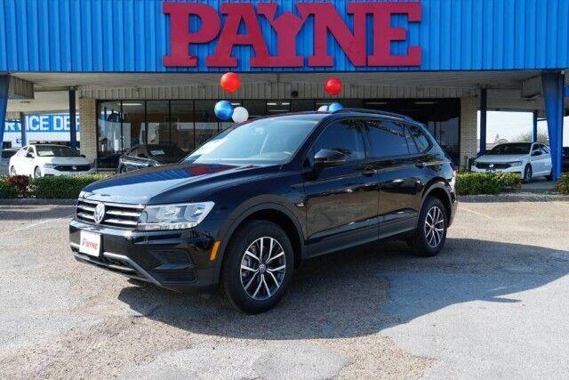 2021 Volkswagen Tiguan S Brownsville TX