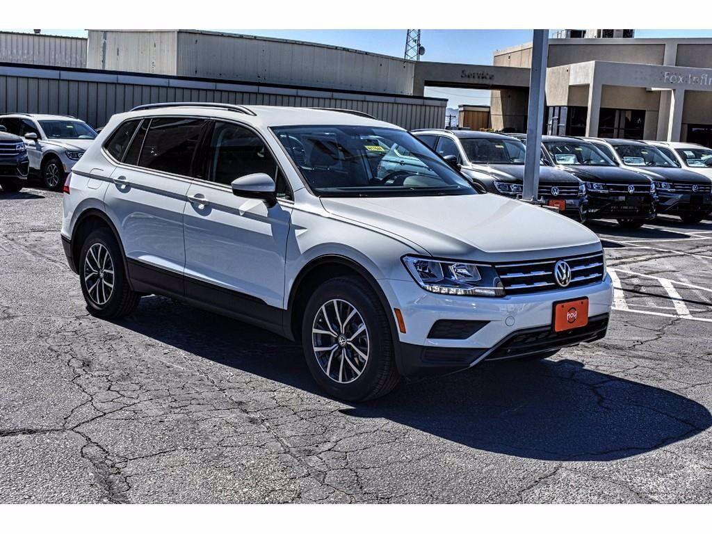 2021 Volkswagen Tiguan S El Paso TX