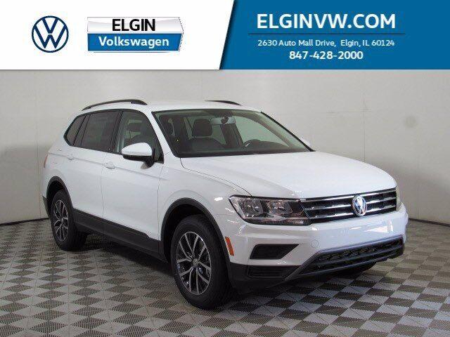 2021 Volkswagen Tiguan S Elgin IL