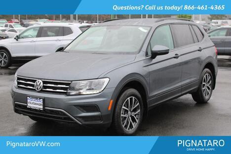 2021_Volkswagen_Tiguan_S_ Everett WA