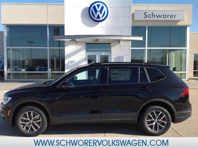 2021 Volkswagen Tiguan S Lincoln NE