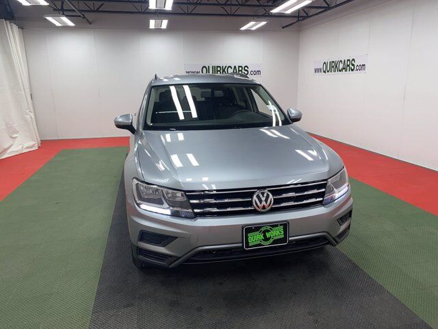 2021 Volkswagen Tiguan S 2.0T S 4MOTION Manchester NH