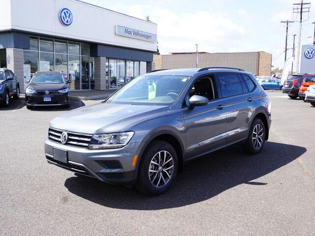 2021 Volkswagen Tiguan S McMinnville OR