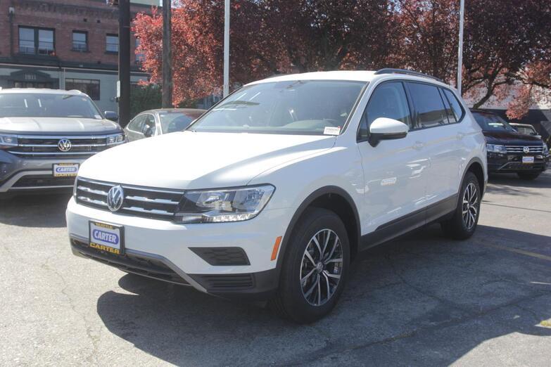 2021 Volkswagen Tiguan S Seattle WA