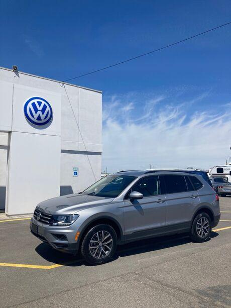 2021 Volkswagen Tiguan S Yakima WA