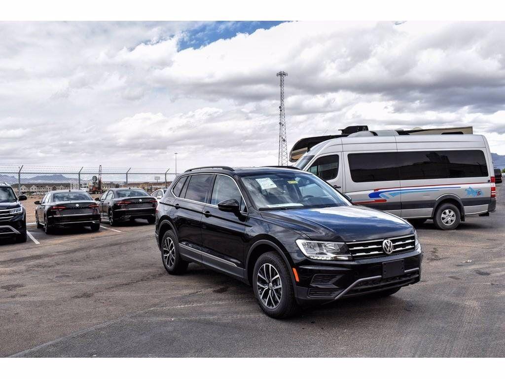 2021 Volkswagen Tiguan SE 4MOTION® El Paso TX