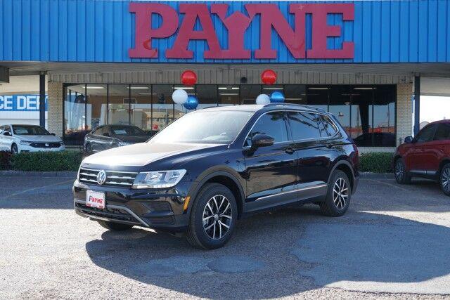 2021 Volkswagen Tiguan SE Brownsville TX