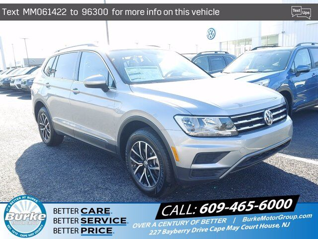 2021 Volkswagen Tiguan SE Cape May Court House NJ