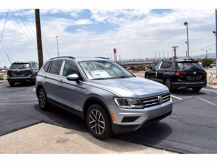 2021 Volkswagen Tiguan SE El Paso TX