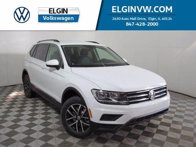 2021 Volkswagen Tiguan SE Elgin IL