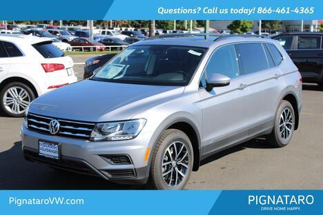 2021_Volkswagen_Tiguan_SE_ Everett WA