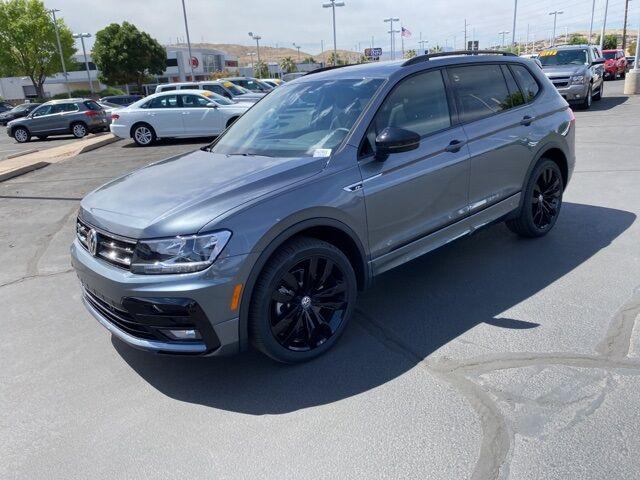 2021 Volkswagen Tiguan SE R-LINE BLACK St. George UT
