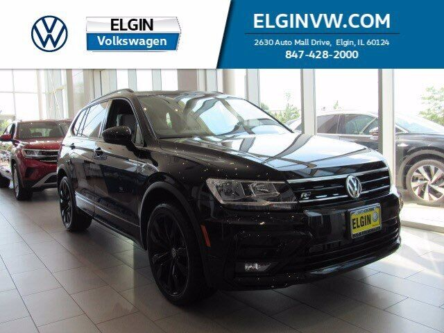 2021 Volkswagen Tiguan SE R-Line Black Elgin IL