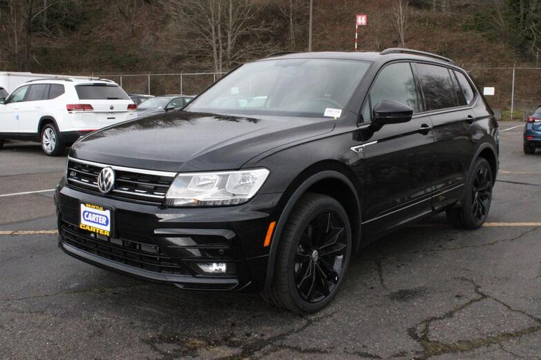 2021 Volkswagen Tiguan SE R-Line Black Seattle WA