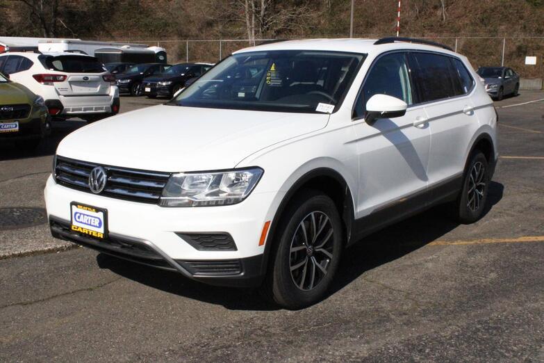 2021 Volkswagen Tiguan SE Seattle WA