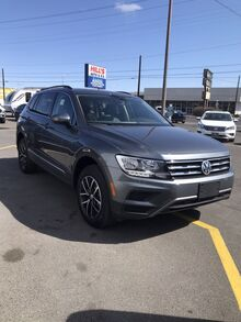 2021_Volkswagen_Tiguan_SE_ Yakima WA
