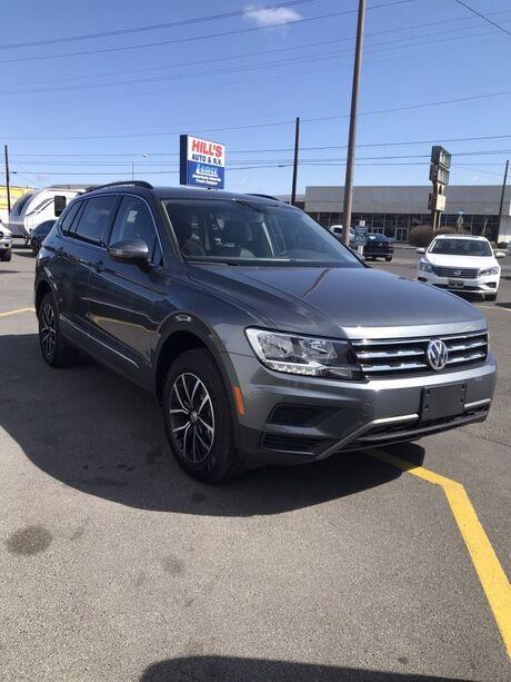 2021 Volkswagen Tiguan SE Yakima WA
