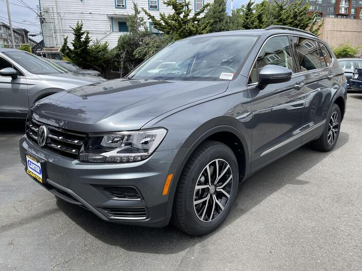 2021 Volkswagen Tiguan SE w/Moonroof/3rd Row Seattle WA