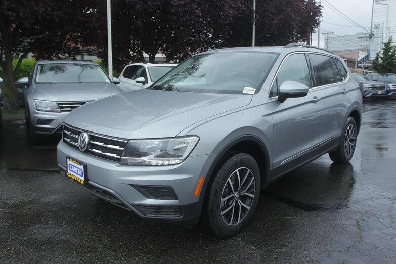 2021 Volkswagen Tiguan SE w/Moonroof Seattle WA