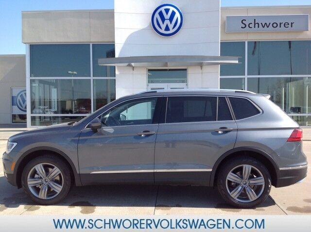 2021 Volkswagen Tiguan SEL 4Motion Lincoln NE