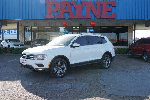 2021 Volkswagen Tiguan SEL Brownsville TX