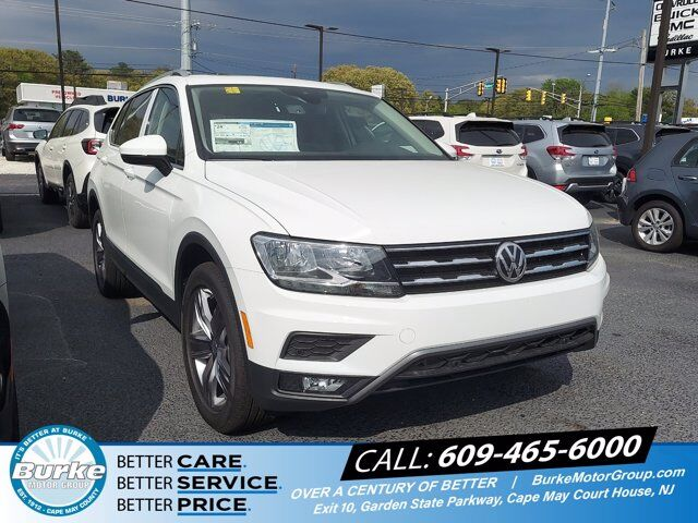 2021 Volkswagen Tiguan SEL Cape May Court House NJ
