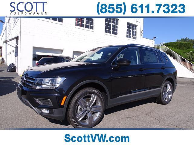 2021 Volkswagen Tiguan SEL Providence RI