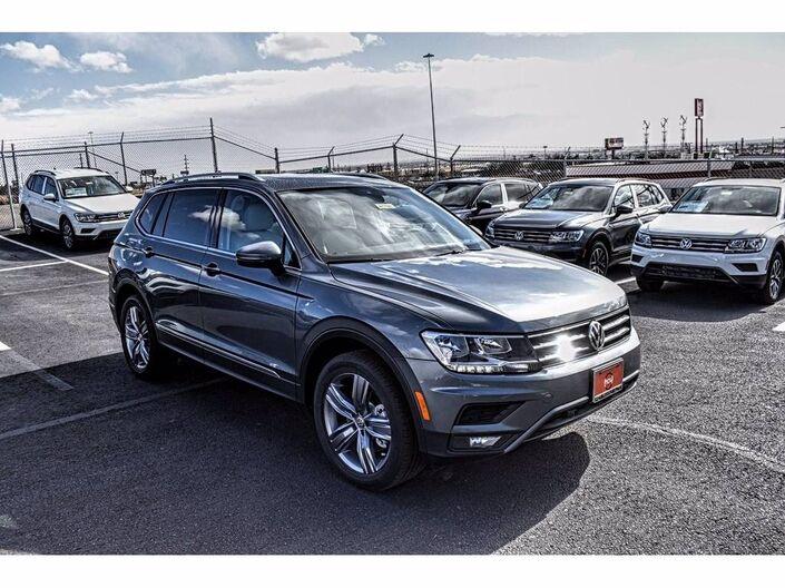 2021 Volkswagen Tiguan SEL El Paso TX
