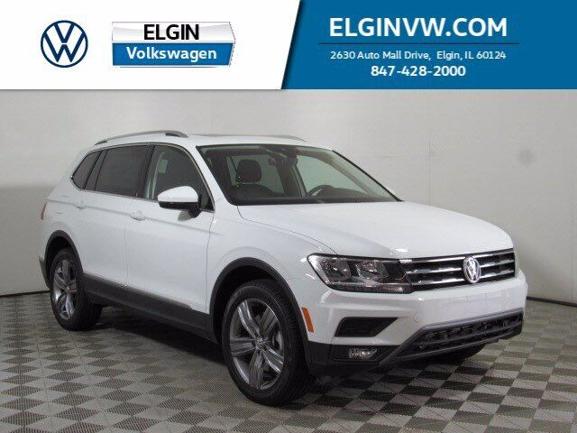 2021 Volkswagen Tiguan SEL Elgin IL
