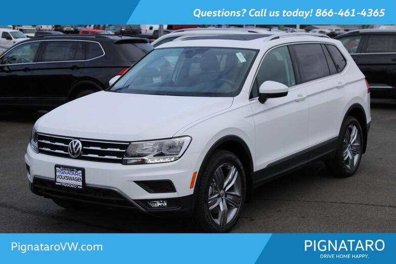 2021 Volkswagen Tiguan SEL Everett WA