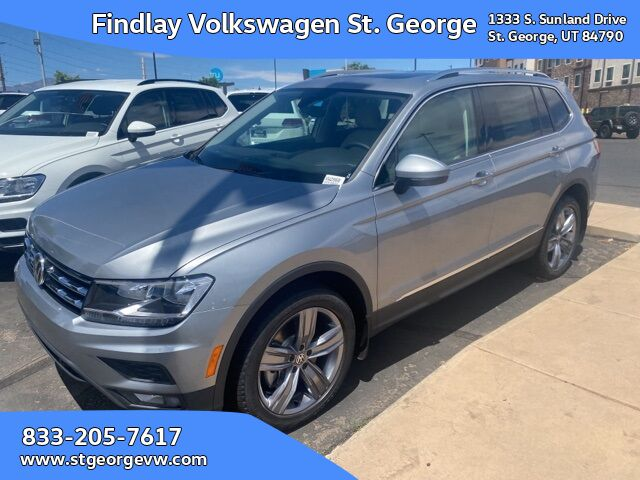 2021 Volkswagen Tiguan SEL FWD St. George UT