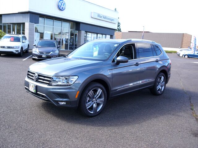 2021 Volkswagen Tiguan SEL McMinnville OR