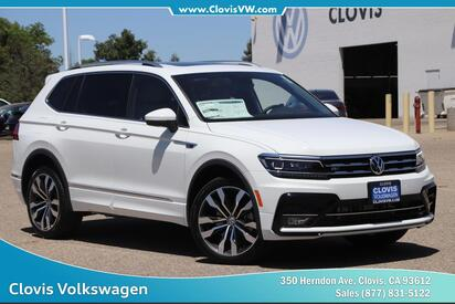 2021 Volkswagen Tiguan SEL Premium R-Line 4Motion