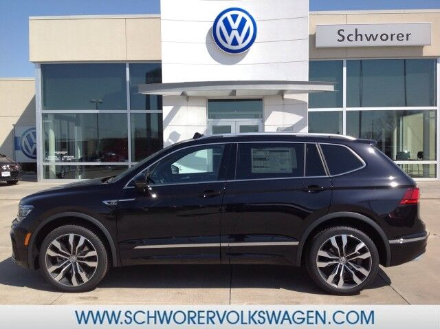 2021 Volkswagen Tiguan SEL Premium R-Line 4Motion Lincoln NE