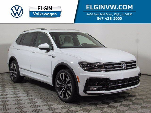 2021 Volkswagen Tiguan SEL Premium R-Line Elgin IL