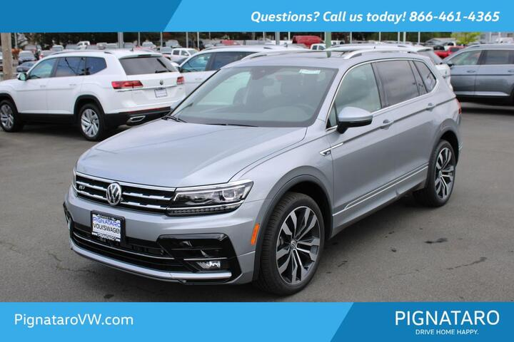 2021 Volkswagen Tiguan SEL Premium R-Line Everett WA