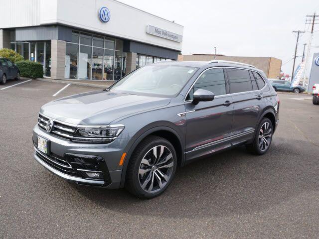 2021 Volkswagen Tiguan SEL Premium R-Line McMinnville OR