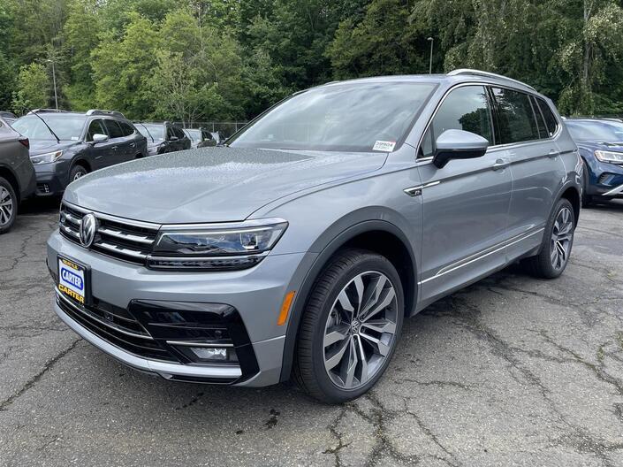 2021 Volkswagen Tiguan SEL Premium R-Line Seattle WA