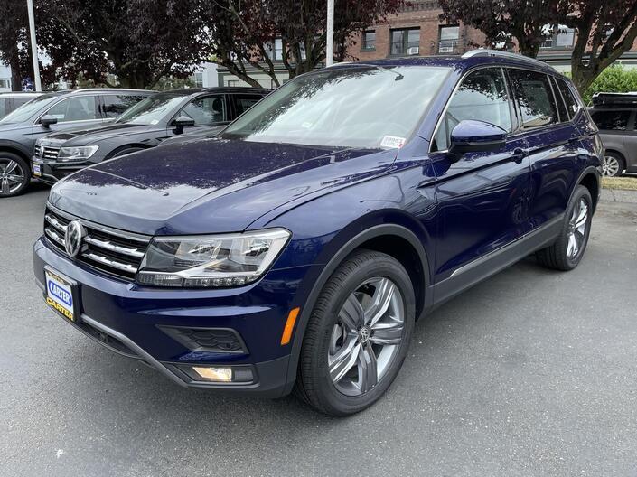 2021 Volkswagen Tiguan SEL Seattle WA