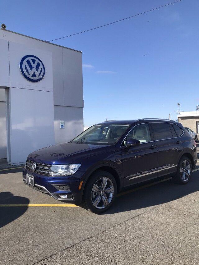 2021 Volkswagen Tiguan SEL Yakima WA