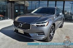 2021_Volvo_XC60_Inscription / AWD / Heated & Cooled Leather Seats / Heated Steering Wheel / HUD / Adaptive Cruise / Lane Departure & Blind Spot / Harman Kardon Speakers / Sunroof / Bluetooth / Back Up Camera / 27 MPG / Only 3k Miles / 1-Owner_ Anchorage AK