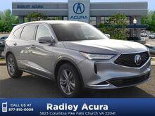2022_Acura_MDX_3.5L_ Falls Church VA