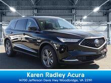 2022_Acura_MDX_3.5L_ Northern VA DC