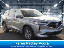2022_Acura_MDX_3.5L_ Woodbridge VA