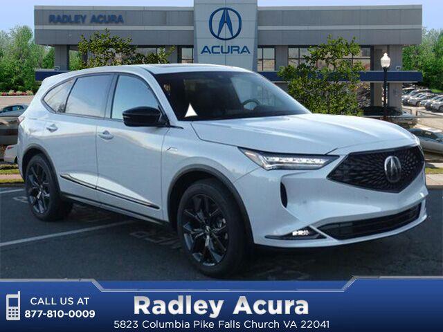 2022 Acura MDX A-Spec SH-AWD Falls Church VA