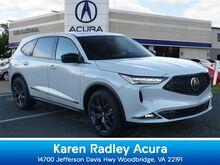 2022_Acura_MDX_A-Spec_ Northern VA DC
