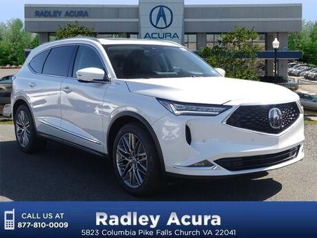2022 Acura MDX Advance SH-AWD Falls Church VA