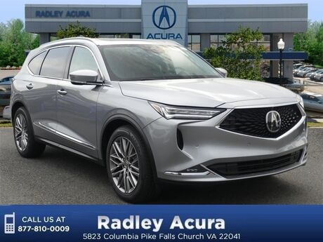 2022 Acura MDX Advance SH-AWD Falls Church VA