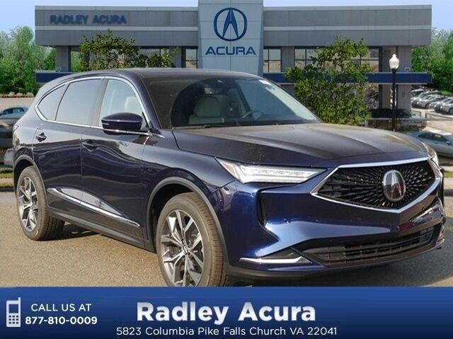 2022 Acura MDX Technology SH-AWD Falls Church VA