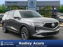 2022_Acura_MDX_Technology SH-AWD_ Falls Church VA